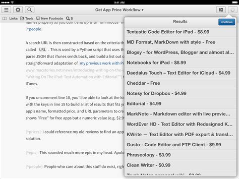 editorial workflow the reader