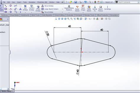 solidworks tutorial how to create a bracket in sheet metal tutorial modeling guide bracket in solidworks grabcad