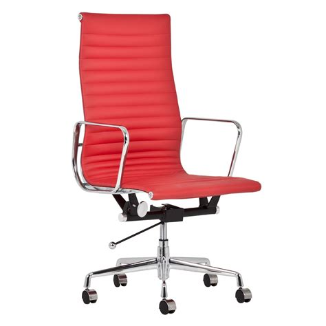 eames replica chair new eames replica high back management office chair ebay