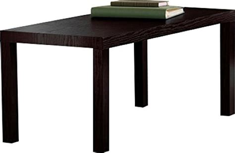 Dhp Parsons Modern Coffee Table | dhp parsons modern coffee table dark espresso import it all