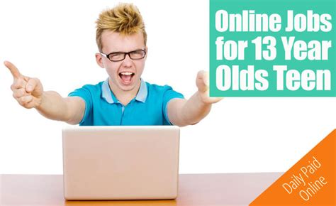 How Does A 13 Year Old Make Money Online - 6 online jobs for 13 year olds make money as a teen video