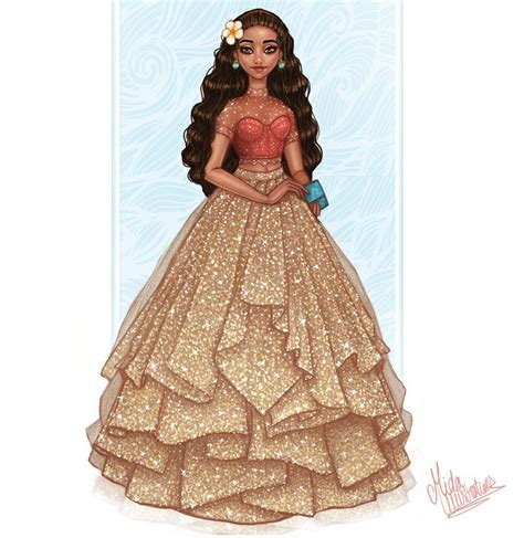 Dress Moana by Designer Moana In New Beautiful Ballgown Dress Dress