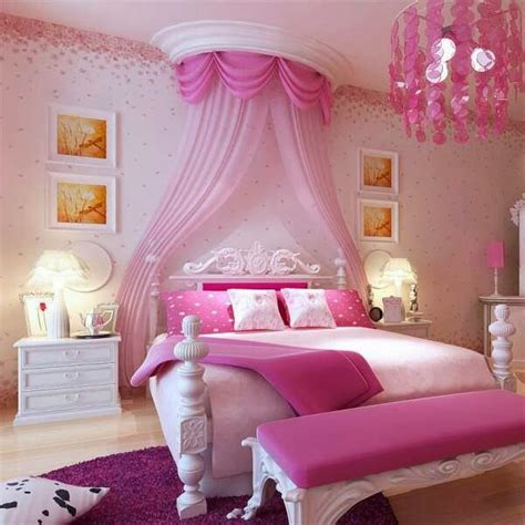 pink princess bedroom 21 preciosas habitaciones para ni 241 as de color rosa