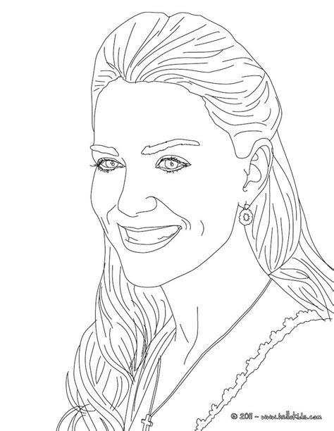 princess kate coloring pages duchess kate of cambridge coloring pages hellokids