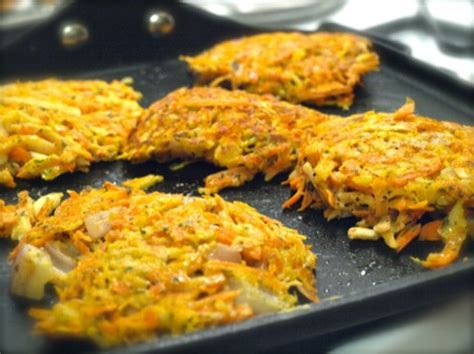 Root Vegetable Cakes Recipe - the urban cellar storing vegetables in your home simple good and tasty