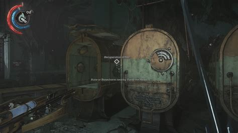 Dishonored Mission 4 Bonecharm Between Floors - dishonored 2 mission 3 collectibles locations guide vgfaq
