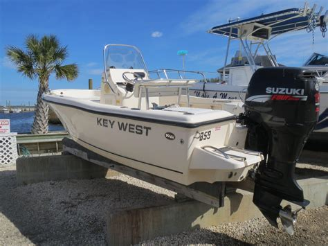 key west boats for sale in wilmington nc 2007 key west 176 center console power boat wilmington nc