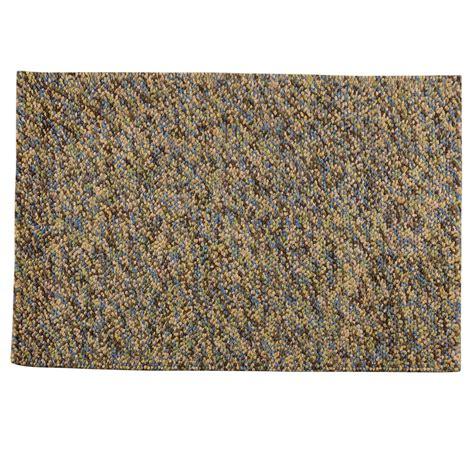 felt rugs buy felt pebble rug stance 140x200cm the real rug company