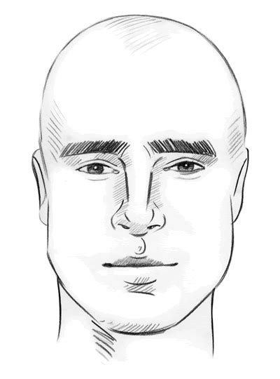 men with pear shaped face hairstyles oval face shape men places to visit pinterest oval