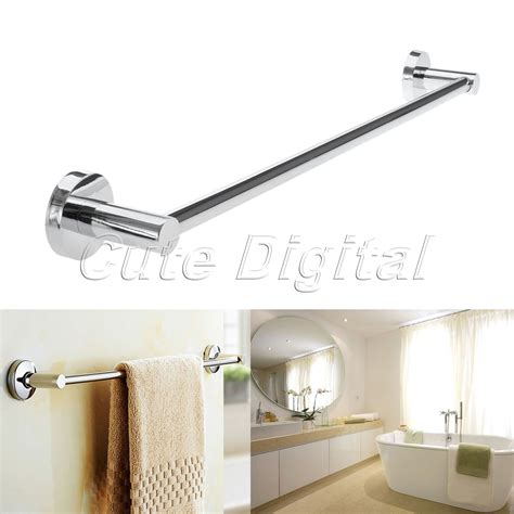 bathroom shelf and towel rail aliexpress com buy stainless steel towel rack wall