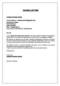 Cover Letter For Resume Fresh Graduate Cover Letter For Fresh Graduate Civil Engineer