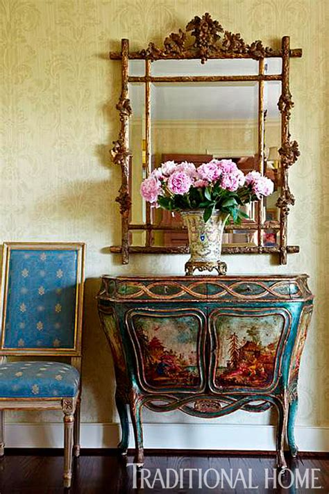 Home Decorating Mirrors by Decorating With Mirrors Traditional Home