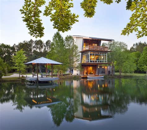 the pond house the pond house by holly and smith architects a net zero