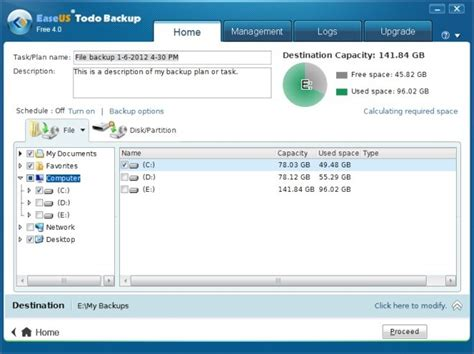 format disk gpt linux easeus todo backup now with centralized management gpt