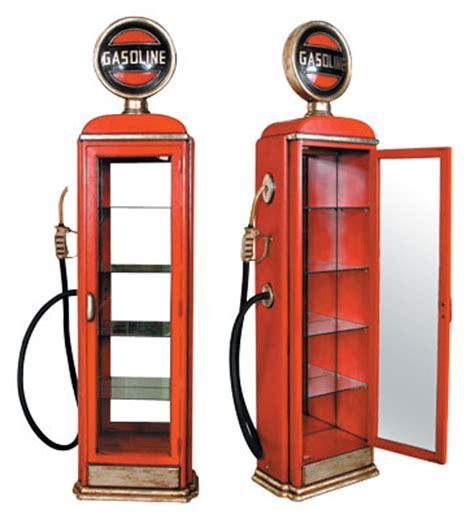Does Gasoline A Shelf gas cabinet statue