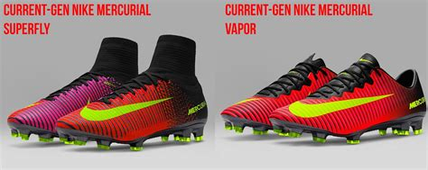Nike Mercurial 360 just one difference next nike mercurial superfly 360 vs vapor 360 2018 boots footy headlines