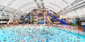 World Water Park World Waterpark West Edmonton Mall Edmonton Alberta