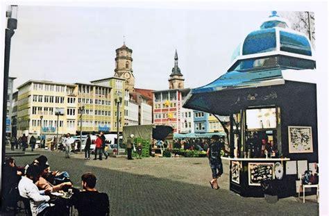 Pavillon Stuttgart by Pl 228 Ne Der Uni Stuttgart Ein Caf 233 Pavillon F 252 R Den