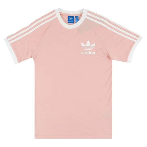Tshirt Adidas adidas originals california t shirt vapour pink mens