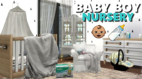 sims 4 babies diaper the sims 4 l nursery room finds cc list crib diapers
