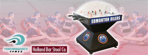 bubble hockey tables calgary  edmonton recreation world