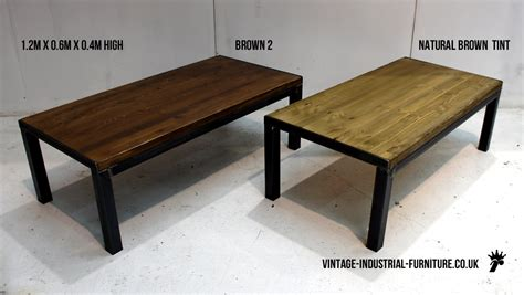 Industrial Style Table by Industrial Coffee Table