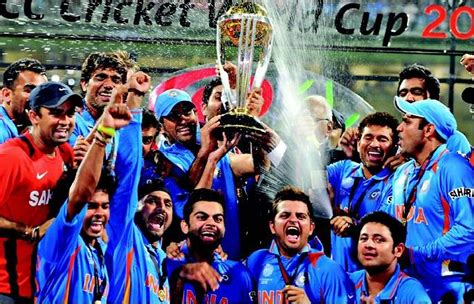 india winner 2011 how world cup 2011 winning team celebrated virender sehwag
