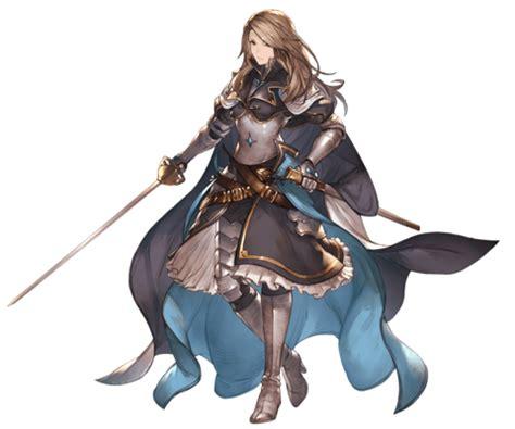 black knight gbf katalina dark granblue fantasy wiki