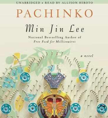 pachinko national book award finalist compact disc
