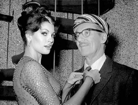 raquel welch hollywood palace raquel welch and groucho marx on the set of the hollywood