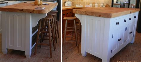 freestanding kitchen island breakfast bar kitchen and decor