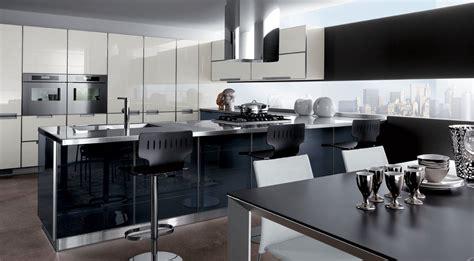 crystal cocinas modernas de la firma scavolini bricodecoracioncom