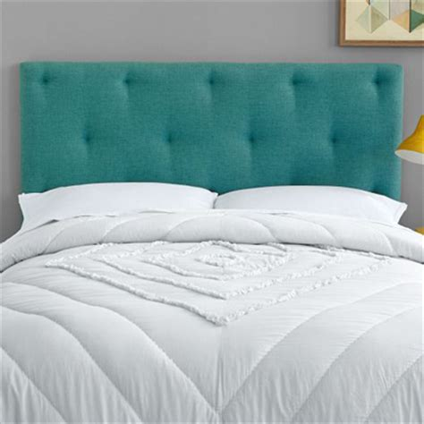 turquoise tufted headboard tufted hang up headboard everything turquoise