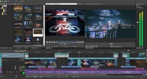 tutorial edit video dengan sony vegas pro ini dia rekomendasi aplikasi edit video untuk pc terbaik