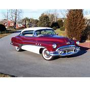 1951 Buick Super Riviera Coupe