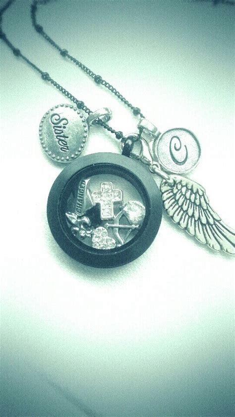 Necklace Like Origami Owl - discover and save creative ideas