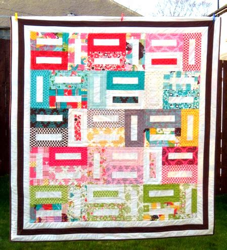 quilt pattern a walk in the park craft sew create walk in the park quilt