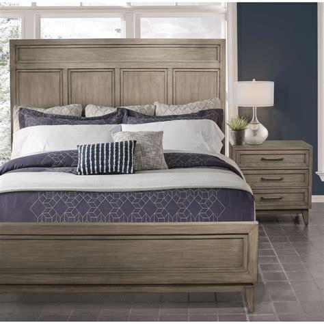 Vogue Bedroom Furniture Riverside Furniture Vogue 3 Drawer Nightstand With Built In Outlets Zak S Furniture