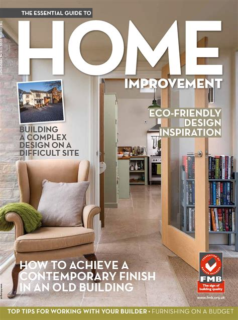 Home Magazine Remodeling And Design Resource Home Improvement Essential Guide Homeowners Alliance