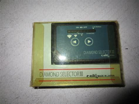 buy wholesale gemstone hardness tester from china
