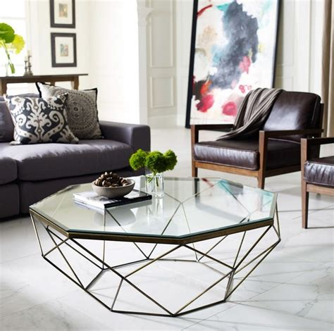 modern table ls for living room 10 modern glass coffee tables for your living room design