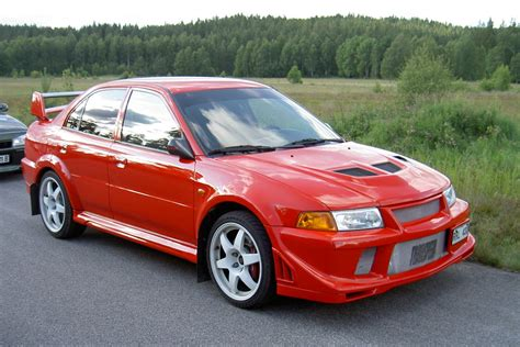 mitsubishi lancer evo 6 tuning cars and news mitsubishi lancer evolution vi tuning