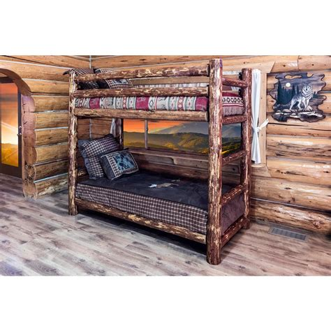 living home bunk bed dorel living brady white wood bunk bed