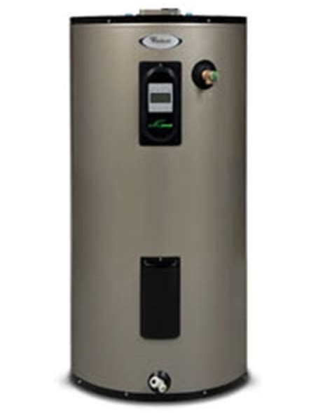 How Whirlpool Electric Water Heaters Work