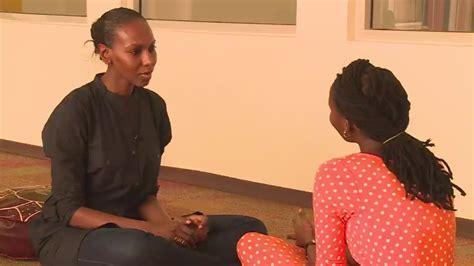naija school girls nigerian girls who escaped boko haram focus on school