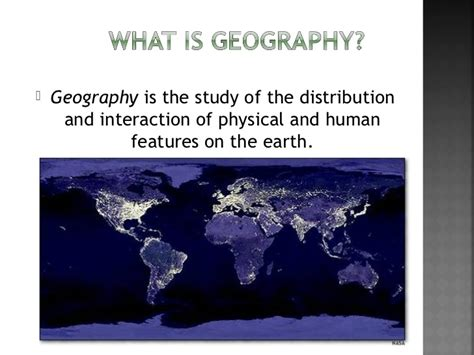 themes of geography space the 5 themes of geography