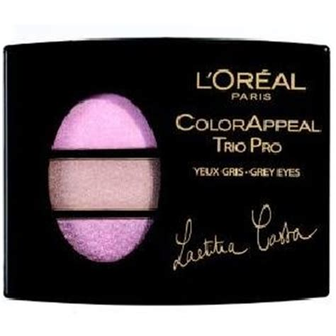 Loreal Color Appeal Trio Pro Secrets Palettes To Copy The Of Penelope Longoria And More by L Oreal Color Appeal Trio Pro Eyeshadow 316 Laetitia