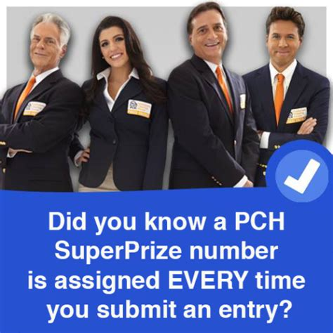Publishers Clearing House Superprize - how do pch superprize numbers work pch blog