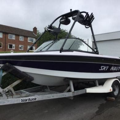 used nautique boats for sale uk ski nautique 196 for sale for 163 9 500 in uk boats from co uk