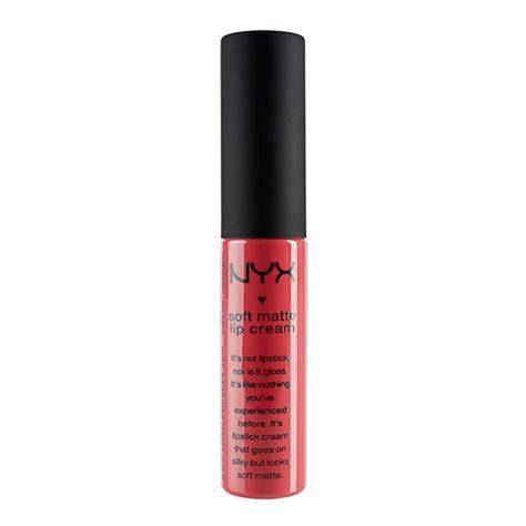 Lipstik Nyx Istanbul soft matte lip price 6 00 2 381 reviews nyx soft matte amsterdam and lip